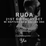 RUDA 21ST BIRTHDAY SET - 12.1.19 W/ RAPTURE 4D AND GALLUS ONE @ITSRUDA_ @RAPTURE_4D @GALLUS_ONE