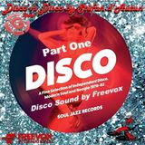 A Fine Selection Of Independent Disco, Modern Soul And Boogie #1 Freevox Mix