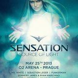 Nicky Romero - Live @ Sensation Source of Light (Prague) - 25.05.2013