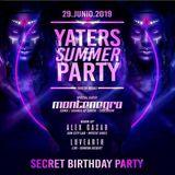 ALEXCASAB @Yaters Summer Party 2019