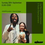 The Lily Mercer Show | Rinse FM | September 30th 2018 | Ebenezer | Kodie Shane Premiere