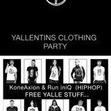 Yallentins October 2011 Mix