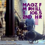 Magz FM Philly 106.5 | Pt. II | Sade | Bassline Drift | Roy Ayers | Sly & Robbie | Sandra Nankoma