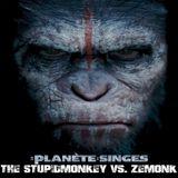The StupidMonkey Vs ZemonK - La Planète Des Singes