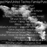 Damaged Man - United Techno Familia - Pure Radio August Podcast