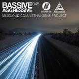Bassive Aggressive 045 @ Bassport.fm - 08.10.2017
