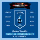 DJ M-Rock - Canada - Toronto Qualifier