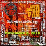 Stone Grooves & Deep Cuts on BiC Radio - November 2, 2016