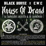 BLACK HOUSE × C.W.C (Castle.West.Crew) - HOUSE OF BLAND