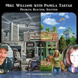 Mike Williams with Pamela Tartar - Problem, Reaction, Solution