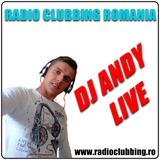 DJ ANDY LIVE - RADIO CLUBBING ROMANIA (RADIO PODCAST - 01.10.2013)