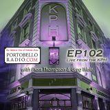 Portobello Radio Radio Show Ep 102, with Piers Thompson & Greg Weir: Hot Cross Funk.