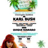 Onklatech b2b Jose Martin White Beach Party Global Dance