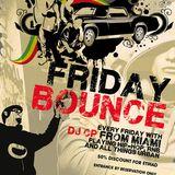 DJ Crown Prince - FRIDAY BOUNCE SAMPLER