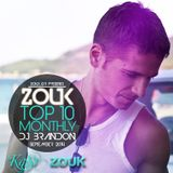 September 2014, Brazilian Zouk Top 10, DJ Brandon