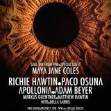 Adam Beyer - Live @ Enter.Main Week 12, Space (Ibiza) - 18.09.2014