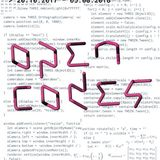 Couchsofa - Oh The Humanities - live at OpenCodes ReOpening at ZKM