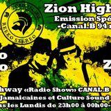 Zion Highway / Canal.B / Lord Zeljko & Reeko Soul Stereo / 14/11/16