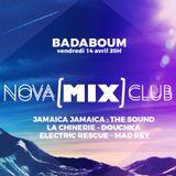 Nova [Mix] Club #18 : Jamaica Jamaica The Sound