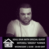 SoulDiva with special guest Mitchell 'Grizzly' Turner