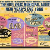 Rockenrolleum - December 29, 2018: The best of 1968 New Year's Special