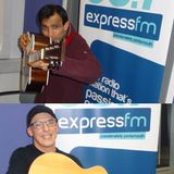 Russell Hill's Country Music Show on Express FM feat. Hungry & The Hunted + Wayne Jacobs. 07/01/18