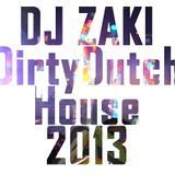 dj zaki dirtydutchhouse mix
