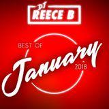 DJReeceB Presents - The Best of January │UK/Afrobeats/Rap/Hip-Hop │FOLLOW ME ON INSTAGRAM: @DJReeceB