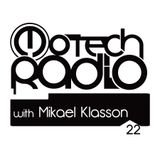 Motech Radio with Mikael Klasson - show #22