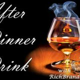 After Dinner Drink week of April 30th 2018: Latin Jazz and Quiet Storm