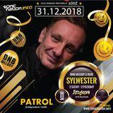 DJ Patrol - Promo Mix (Sylwester DNB Melody & Rave 2 SCENY Łódź Sinusoyda B-DAY)