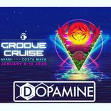 Dopamine GROOVE Cruise set casino Miami2020
