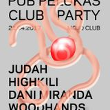 Judah @ Pub Pelukas Club Party 6