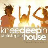 DJ A.K.STEPPA - KDIH 9 (SUMMER 2013 MIX)