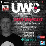The Soulhouse Sessions with Chris Saunders live on UWC-Radio11th April 2019
