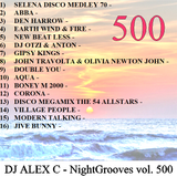 DJ ALEX C - Nightgrooves 500 megamixes 2019 (pt1)
