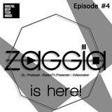 ZAGGIA is here! Episode #4 | Best of Soulful, Deep & Tech House Mix |2014 |