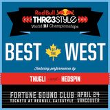 Jamil The DJ - Canada - 2015 West Qualifiers