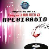 """APERIRADIO """"l'happy hour di radio artista web""""   15-06-16"""