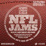 Southern Hospitality & NLDN40 Present: NFL Jams – Mixed By James Hamlin & Inie Banigo