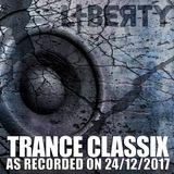 Trance Classix by Liberty (24.12.2017)