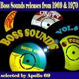 BOSS SOUNDS VOL.6 # 1969-1970