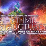 When the padawan meet the master: Jakson Vs Andaman @ Rhythmic Structure By ElectrOhm - 25.03.2017