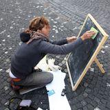 Daniela Krajčová - Výtvarníčka so sklonom venovať sa projektom so sociálnym rozmerom