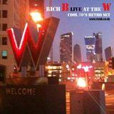 Rich B - 70's Retro Set Live ww.richb.co.uk