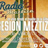 Sesion meztiza Set de Vinilos, En vivo desde la Fuga- CIERRE TEMPORADA 2016