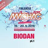 Biodan @ live at Machac 2016 pt.1 (Aug 20, 2016)