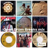Open Drum Breaks Mix Part 3