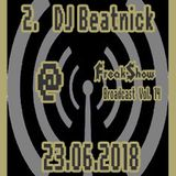 DJ Beatnick - Live at FreakShow Broadcast Vol. 14 (23.06.2018 @ Mixlr)