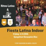 Fiesta Latina Olen 11 november 2016